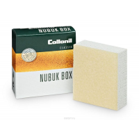 Ластик для обуви Nubuk Box Collonil